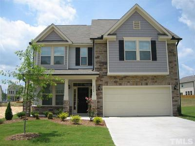 Wake Forest Single Family Home Pending: 2440 Slate Rock Drive #497