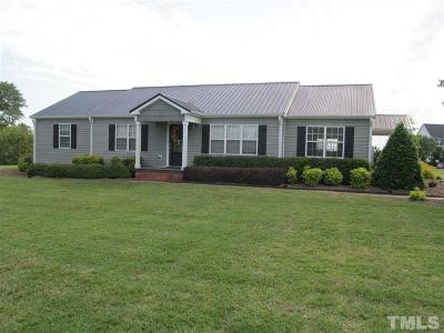 Single Family Home Contingent: 3480 Old Stage Road