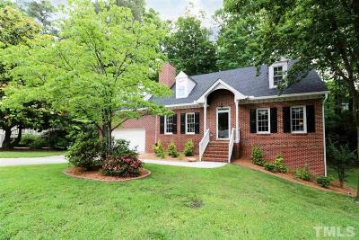 Wake County Single Family Home For Sale: 1500 Pecore Place