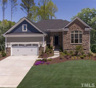 Wake County Single Family Home For Sale: 2550 Club Level Drive