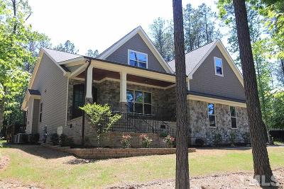 Wake Forest Single Family Home For Sale: 3592 Bragg Valley Lane