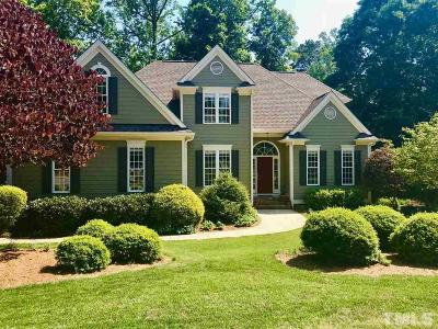 Chapel Hill Single Family Home For Sale: 505 Rockgarden Road