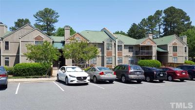 Durham County Condo For Sale: 3805 Chimney Ridge #08