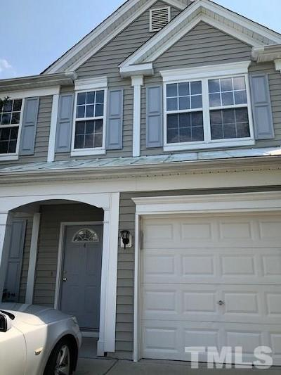 Morrisville Rental Pending: 103 Chinabrook Court