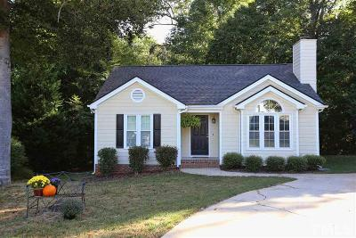 Cary Rental For Rent: 127 Skipwyth Circle