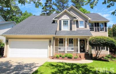 Cary Single Family Home For Sale: 100 Stokesay Court
