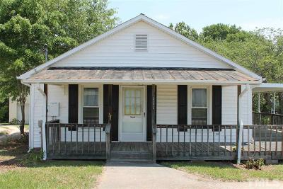Harnett County Single Family Home For Sale: 357 S Railroad Street