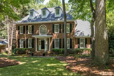 Cary Single Family Home For Sale: 102 Christofle Lane