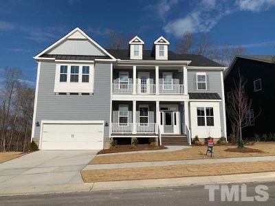 Wake Forest Single Family Home For Sale: 3053 Thurman Dairy Loop