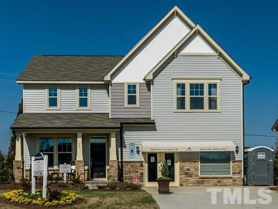 Zebulon Single Family Home For Sale: 3236 Lacewing Drive #LOT 337