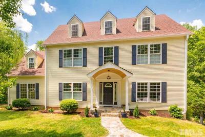 Chapel Hill Single Family Home For Sale: 101 Old Bridge Lane