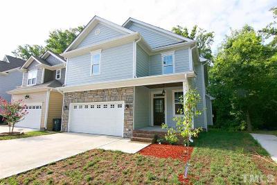 Apex Single Family Home For Sale: 500 Mill Hopper Lane