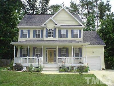 Pittsboro Rental Pending: 160 Chatham Forest Drive