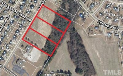 Dunn Residential Lots & Land Pending: Maple Avenue
