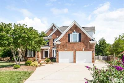 Cary Single Family Home For Sale: 102 Gambardelli Court