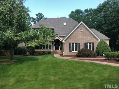 Chapel Hill Single Family Home For Sale: 864 Pinehurst Drive