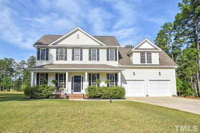 Harnett County Single Family Home For Sale: 269 Green Links Drive