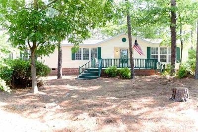 Harnett County Single Family Home Pending: 90 Forest Drive