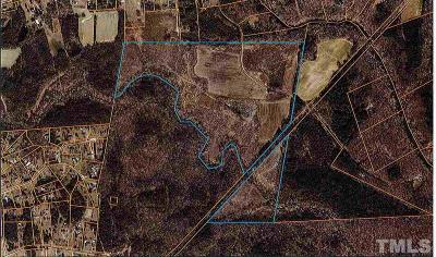 Granville County Residential Lots & Land For Sale: Old 75 Highway
