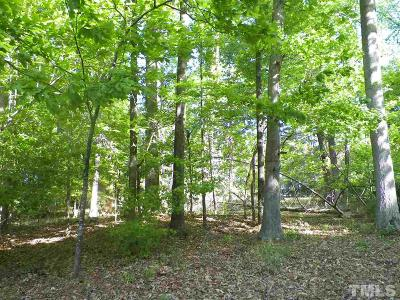Wake County Residential Lots & Land For Sale: 10164 Chambers Road