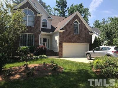 Single Family Home For Sale: 111 Cedarpost Drive