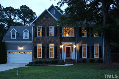 Cary Single Family Home For Sale: 202 Giverny Place
