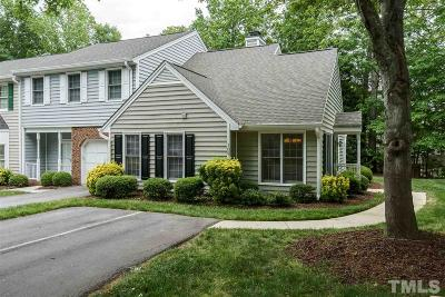 Cary Townhouse Pending: 109 James River Road