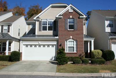 Morrisville Rental For Rent: 107 Bell Tower Way