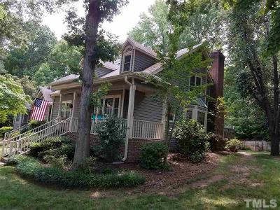 Cary Townhouse For Sale: 112 Loch Bend Lane