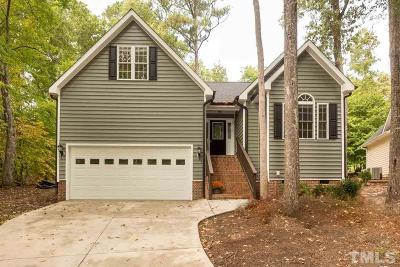 Lee County Single Family Home For Sale: 4017 Deer Track Trail
