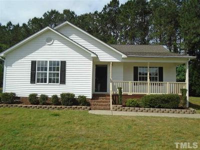 Willow Spring(s) (121) Single Family Home Pending: 289 Wagner Road