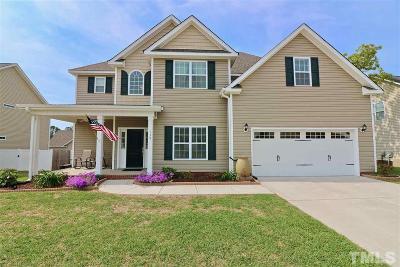 Harnett County Single Family Home For Sale: 138 Culpepper Road