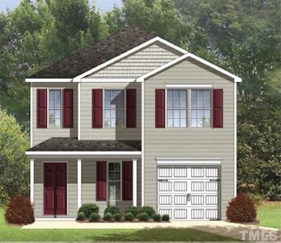Raleigh Single Family Home Pending: 1510 Tamarino Drive