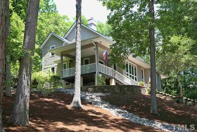 Chapel Hill Single Family Home For Sale: 213 Rhododendron Drive