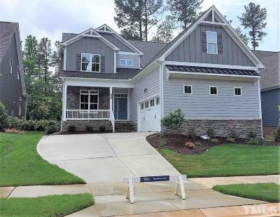 Raleigh Single Family Home For Sale: 2420 Clinedale Court