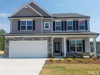 Knightdale Single Family Home For Sale: 1513 Slate Ridge Road
