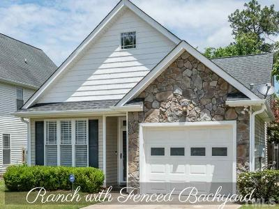 Raleigh Single Family Home For Sale: 7145 Orchard Knob Drive