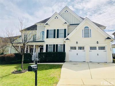 Knightdale Single Family Home For Sale: 1005 Peachtree Town Lane