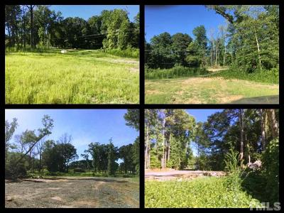 Garner Residential Lots & Land For Sale: 1100 Benson Road