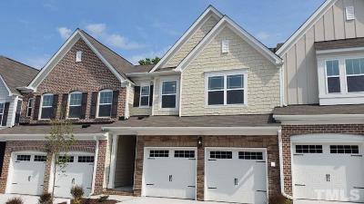 Morrisville Rental For Rent: 4162 Lofty Ridge Place