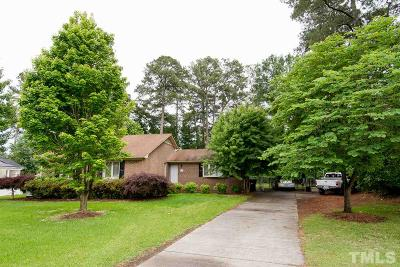 Sampson County Single Family Home For Sale: 314 Sumner Avenue