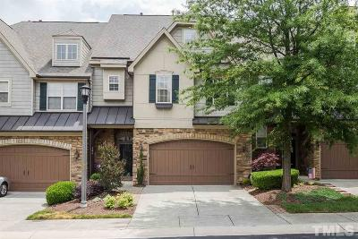 Cary Townhouse Contingent: 344 Sunstone Drive