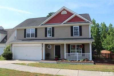 Holly Springs Single Family Home Pending: 704 Pyracantha Drive