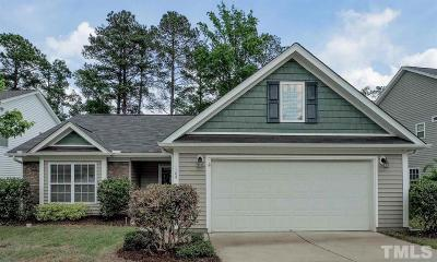Holly Springs Single Family Home Contingent: 1165 Dexter Ridge Drive