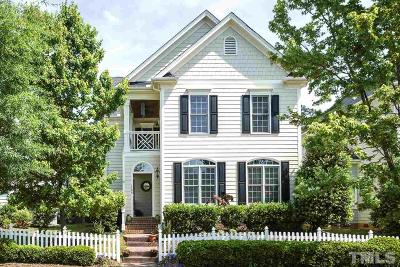 Raleigh Single Family Home For Sale: 1705 Happiness Hill Lane