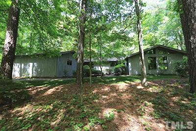 Single Family Home For Sale: 2700 Conover Court