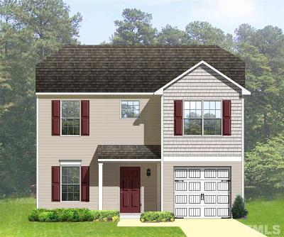 Raleigh NC Single Family Home Pending: $190,990