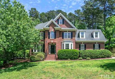 Fuquay Varina Single Family Home For Sale: 5721 Brushy Meadows Drive
