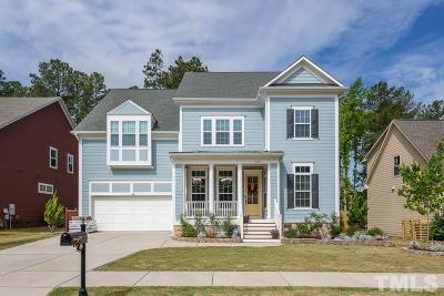 Apex Single Family Home Contingent: 208 Echo Creek Place