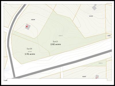 Chatham County Residential Lots & Land For Sale: 22 Miles Branch Road